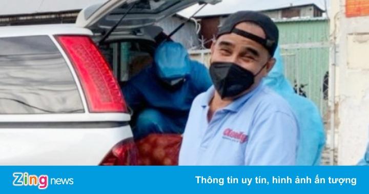 Quyền Linh: 'Tôi vội giúp khi biết có người ở khu cách ly nợ tiền trọ' - x��� s��� ki���u m���