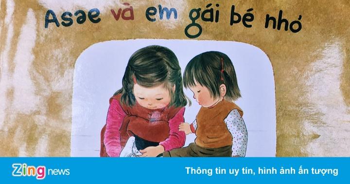 Những cuốn sách tranh ý nghĩa dành cho các bé gái