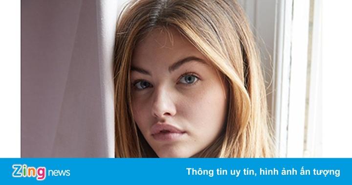 Cô gái đẹp nhất thế giới Thylane Blondeau quyến rũ với