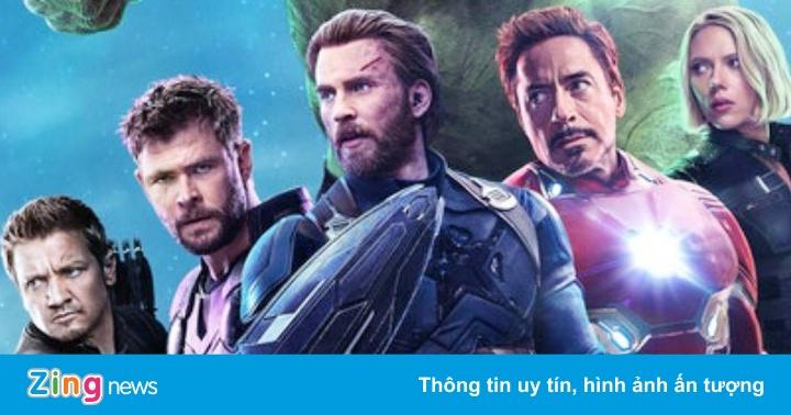 Kỷ luật sắt của 'Avengers 4': Diễn viên phải nộp lại kịch bản mỗi ngày