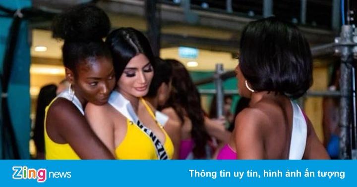 Bán kết Hoa hậu Hoàn vũ: H''Hen Niê và 93 người đẹp tranh tài