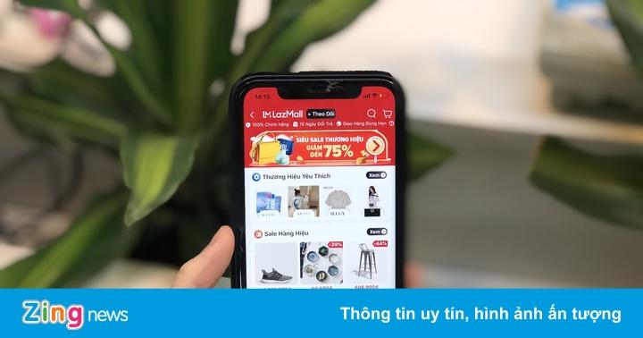 Gian hàng chính hãng trên TMĐT - hướng đi mới cho doanh nghiệp Việt