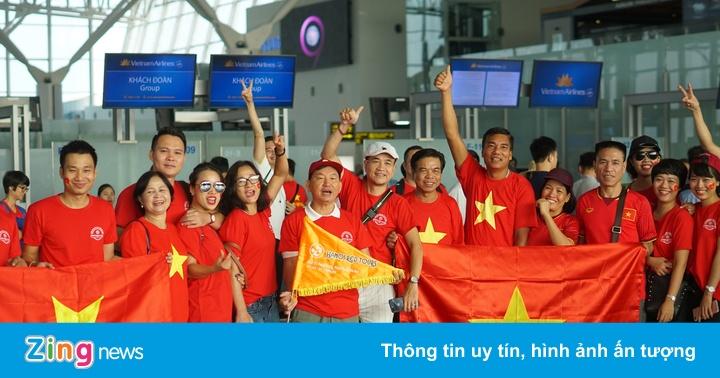 Tour đi Philippines xem trận bán kết của U22 Việt Nam đang cháy vé