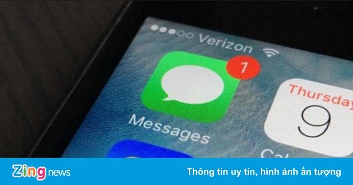 Sự cố iMessage có thể khiến người dùng iPhone phải reset máy
