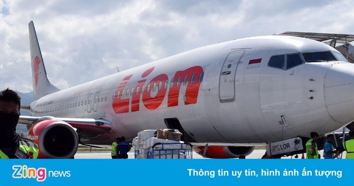 Máy bay Lion Air có thể đã đạt tốc độ 1.000 km/h trước khi tiếp nước