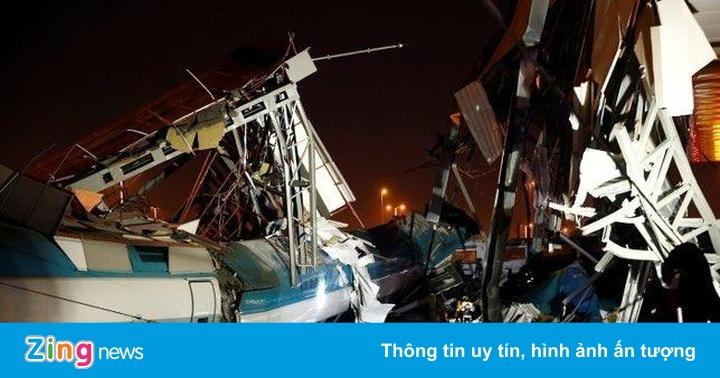 Tai nạn tàu cao tốc ở Thổ Nhĩ Kỳ, 9 người chết, 47 người bị thương