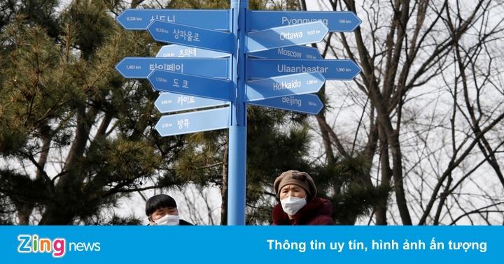 Bệnh nhân ''siêu lây nhiễm'' ở Hàn Quốc đã lây ít nhất 38 người