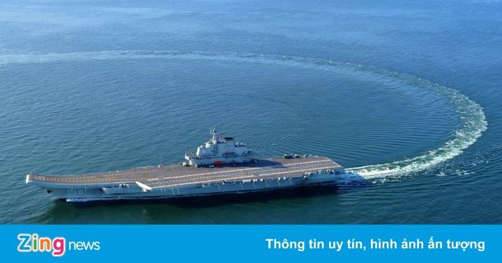 Giám đốc công ty Trung Quốc bị nghi bán bí mật tàu sân bay