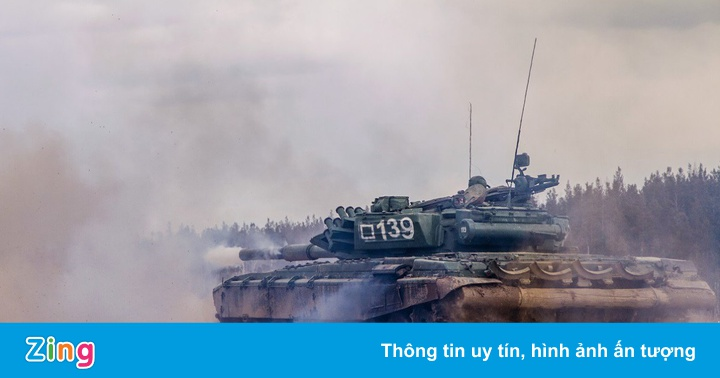 300.000 binh sĩ Nga bắt đầu cuộc tập trận lớn nhất kể từ 1991
