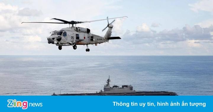 Tham quan JS Kaga – tàu sân bay trực thăng sạch nhất của Nhật Bản