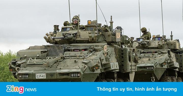 """Đức, Canada dọa """"giã từ"""" thỏa thuận vũ khí 12 tỷ USD với Saudi"""