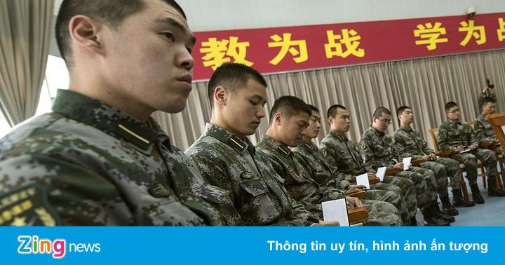 Quân đội Trung Quốc dùng máy phát hiện nói dối khi tuyển người