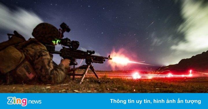 Mỹ tập trận chiếm đảo chuẩn bị đối phó Trung Quốc