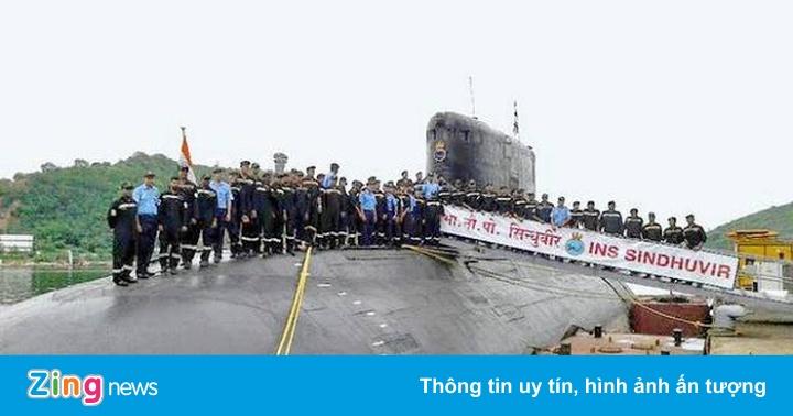 Thái Lan tìm cách đối phó tàu ngầm Myanmar