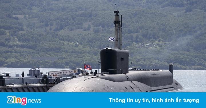 Căn cứ tàu ngầm mới của Nga vô hiệu hóa 'mắt thần' vệ tinh - kết quả xổ số bình định