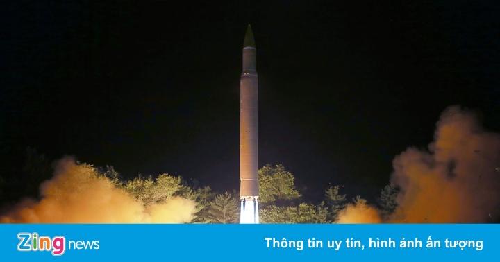 Triều Tiên sẽ thử tên lửa ''quái vật'' chào đón ông Biden?