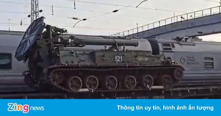 Nga triển khai vũ khí nào đến gần biên giới Ukraine?