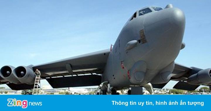 Máy bay ném bom Mỹ mô phỏng tấn công bằng tên lửa siêu vượt âm