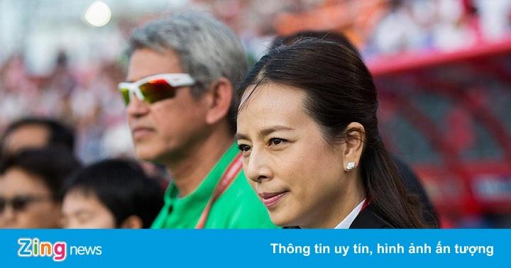 Trưởng đoàn lên dây cót tinh thần cho ĐT nữ Thái Lan sau thất bại 0-13