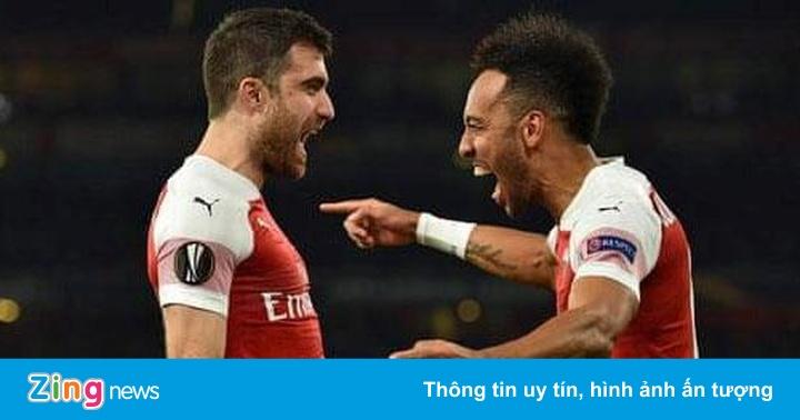 Arsenal - cầu vồng xuất hiện sau cơn mưa
