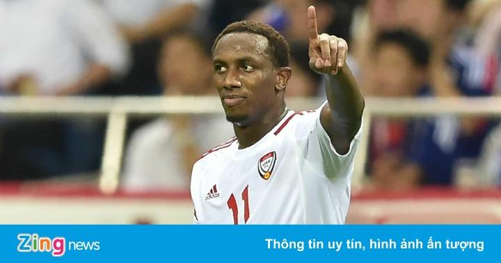 ''Lịch thi đấu lượt về mang lại lợi thế lớn cho tuyển UAE''