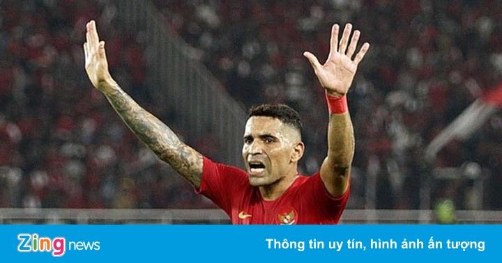 Cầu thủ nhập tịch không còn vị thế tại tuyển Indonesia