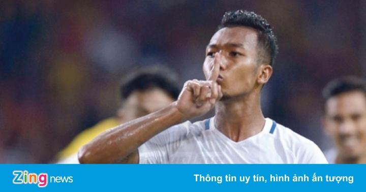 AFF CUP 2018: Hậu vệ Malaysia muốn đánh bại tuyển Việt Nam để tặng quà cho vợ - Bóng đá Việt Nam
