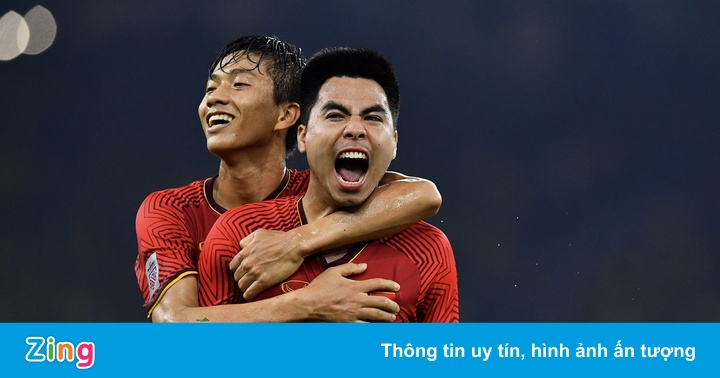 Hậu vệ Malaysia: 'Việt Nam xứng đáng có hai bàn thắng ở lượt đi''