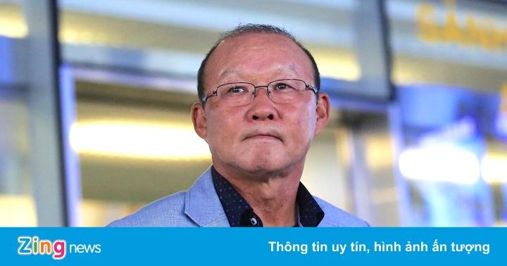 HLV Park Hang-seo được Hiệp hội nhà báo châu Á vinh danh