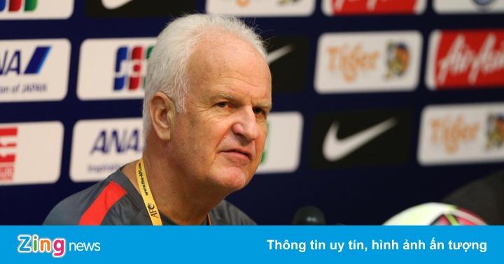 Hlv Syria Bị Sa Thải Sau Trận Thua Bạc Nhược Ở Asian Cup 2019