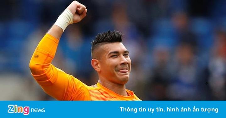 Bóng đá Đông Nam Á lên tầm cao mới nhờ thủ môn Etheridge