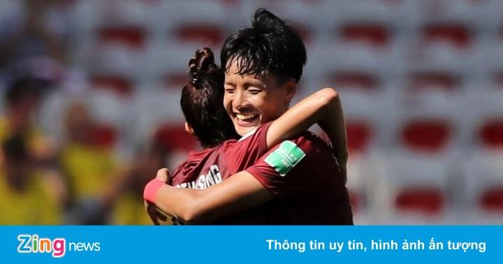 Tuyển Thái Lan vẫn còn hy vọng đi tiếp ở World Cup nữ 2019