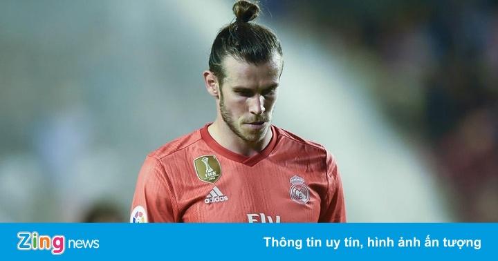 Lộ diện CLB Trung Quốc muốn giải cứu Gareth Bale