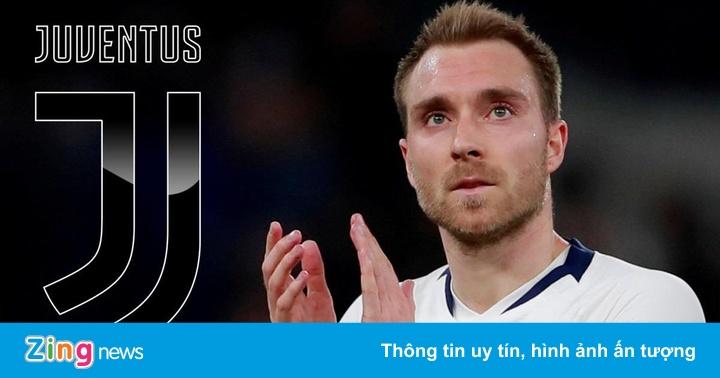 Tottenham sợ mất trắng 100 triệu euro vào tay Juventus