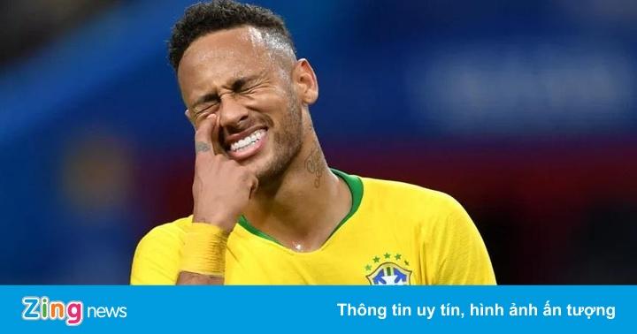 Barca thất bại trong lần đầu sang Pháp hỏi mua Neymar