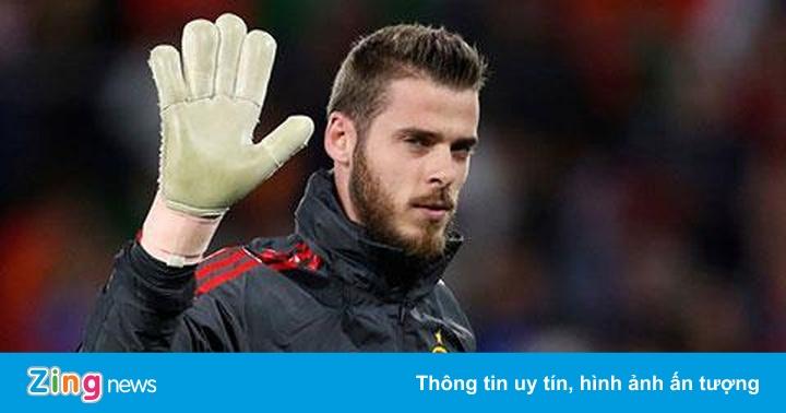 Juventus muốn chiêu mộ De Gea mà không cần trả tiền