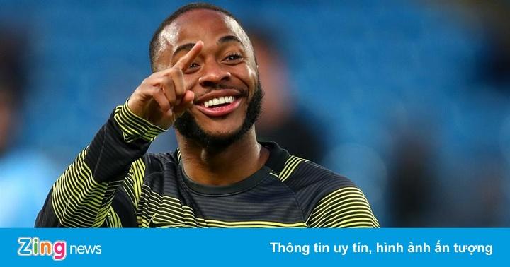 Sterling được đánh giá có khả năng kế vị Messi