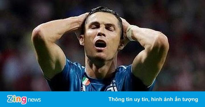 Juventus nhận bàn thua theo kịch bản khó tưởng tượng