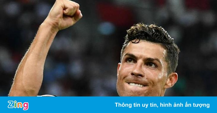 Ronaldo mơ ăn 3 cùng Juventus mùa này
