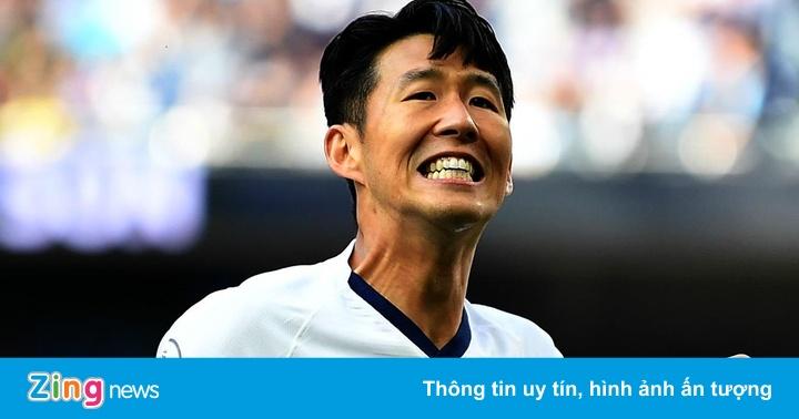 Son Heung-min làm rạng danh châu Á ở đề cử Quả bóng Vàng 2019
