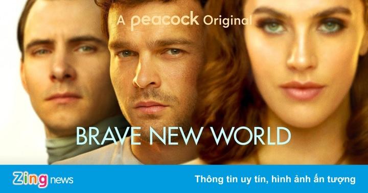 Chuyển thể phim cuốn sách gây tranh cãi ''Thế giới mới tươi đẹp''