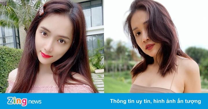 Hương Giang mặc áo trễ vai, Khả Như diện đồ bó khoe eo thon