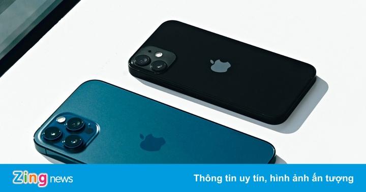 iPhone 13 có thể ra mắt cuối tháng 9