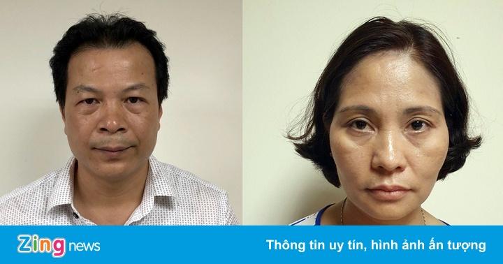 Khởi tố thêm 2 người liên quan sai phạm tại CDC Hà Nội