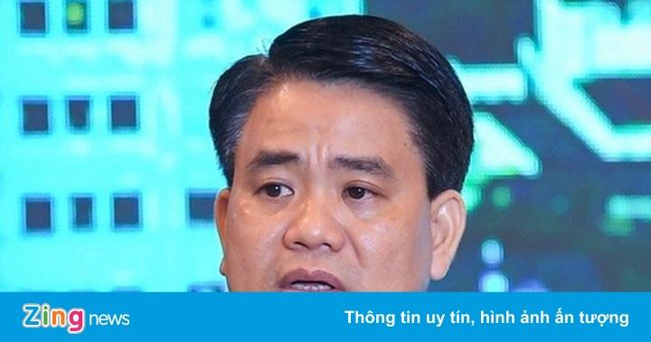 Công an thu bao nhiêu tiền trong vụ án liên quan ông Nguyễn Đức Chung?