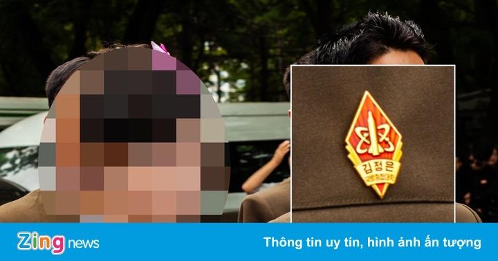 Biểu tượng đại học mang tên ông Kim Jong Un có hình tên lửa