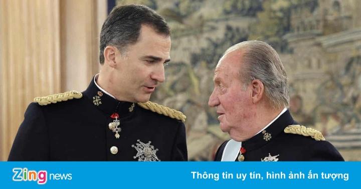Cựu vương Tây Ban Nha sống lưu vong sau loạt bê bối tài chính