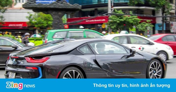5 Chiếc Bmw I8 Tại Việt Nam O To Zing Vn