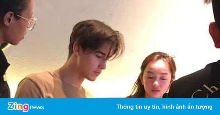 Kaity Nguyễn đi ăn cùng người mẫu ngoại quốc, rộ tin hẹn hò