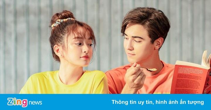 Kaity Nguyễn tình tứ với bạn trai tin đồn trong MV đầu tay